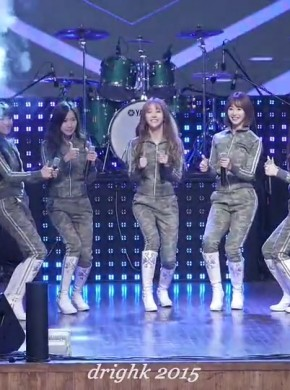 231-151114 CrayonPop -Saturday Night 크레용팝