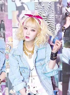 654-Let's Dance EXID _ Ah Yeah[CHN SUB]