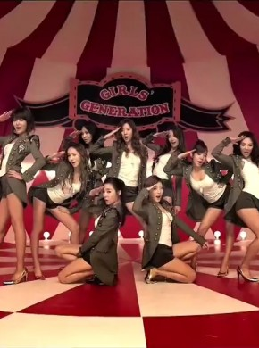 241_Girls' Generation 少女时代 -Genie(JPN ver.)