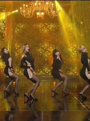 703-AOA -短裙 (Miniskirt) Mnet M!Countdown