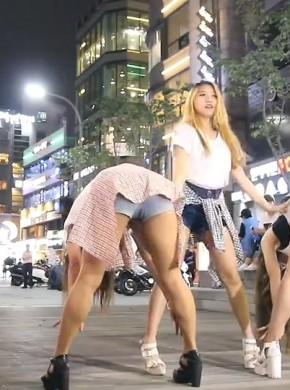 130-150618 댄스팀 스칼렛(Scarlet) 댄스공연 위글위글+미쳐