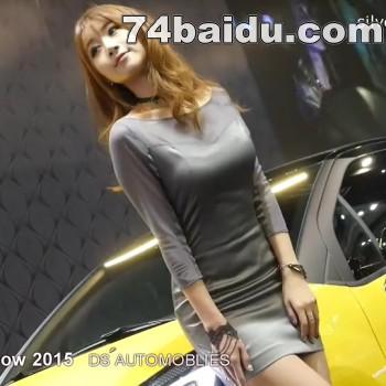 2015韩国车展146