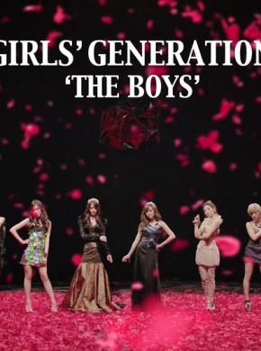 732-girls' generation 少女时代 -the boys
