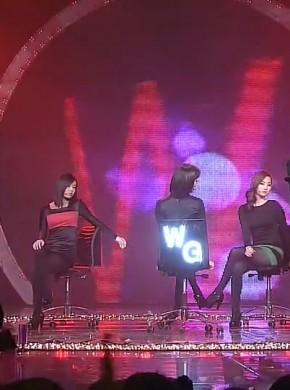 693-Wonder Girls -Nobody 抒情现场版