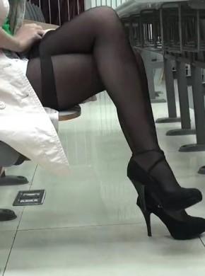 09号–北外黑丝欣研儿(13)