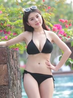 146-推女郎 赵惟依 三亚旅拍 VIP原版视频三合一版