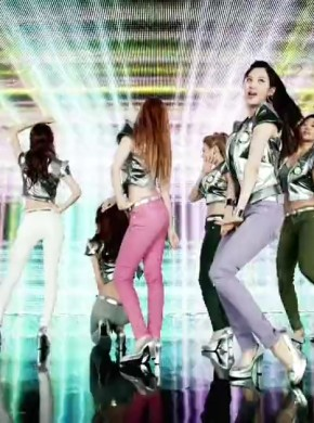 239_Girls' Generation 少女时代 -GALAXY SUPERNOVA (Danc