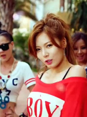 285_HyunA(현아) -Bubble Pop!