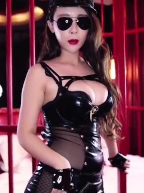 288-108TV张欣妍 -cosplay女警
