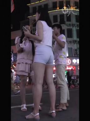 64-漂亮MM小#褲#褲#緊致到路人皆側目