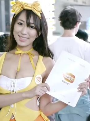 93-2013Tokyo Game Show -Bandai Namco