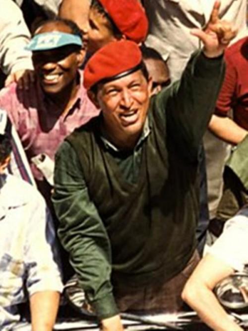 满目疮痍的革命:乌戈查韦斯的故事