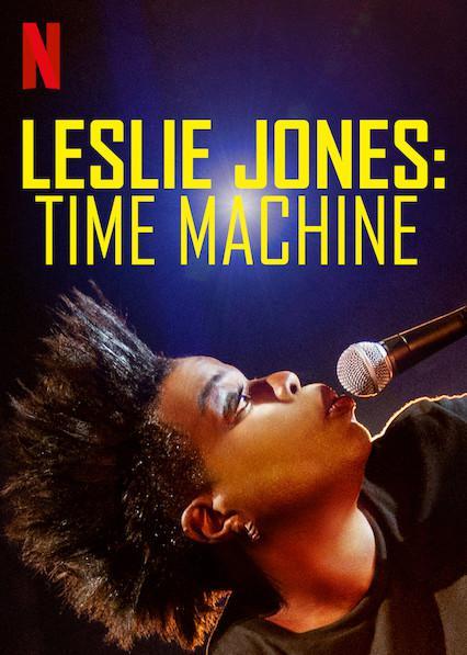 莱斯莉·琼斯:时间机器