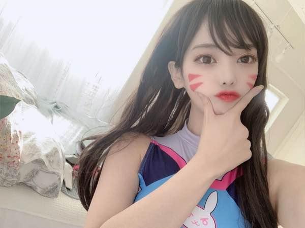 韩国网红主播Kim Dami大玩Cosplay-第5张图片-宅小报