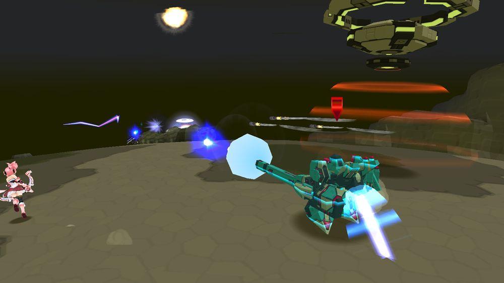 大型机器人对战题材《超时空战记全球版》
