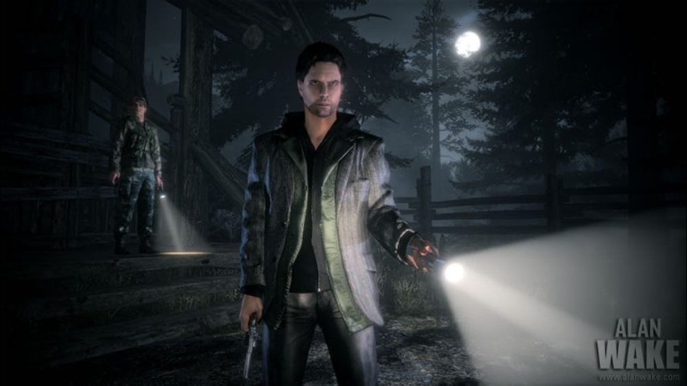 《心灵杀手2》正在开发,将由Epic Games发行