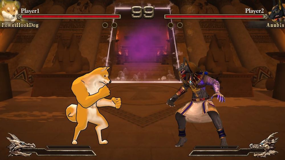 神仙VS 迷因动物!新作《穿越之战:卡夫特之绝赞大乱斗》