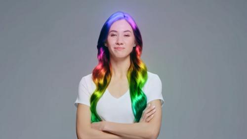 Razer 宣布推出全球首款RGB 染发剂
