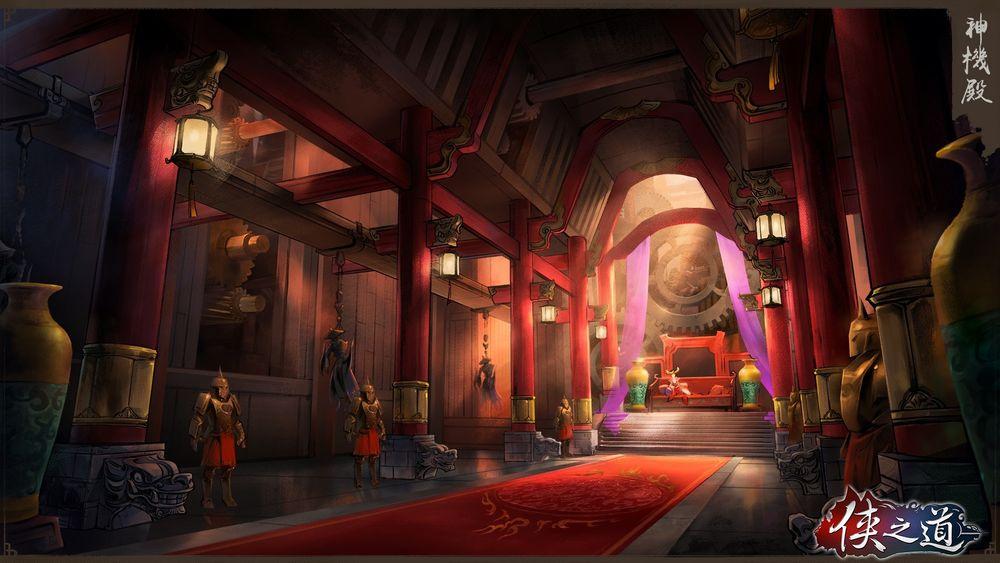 河洛工作室揭开未来计画《侠之道》