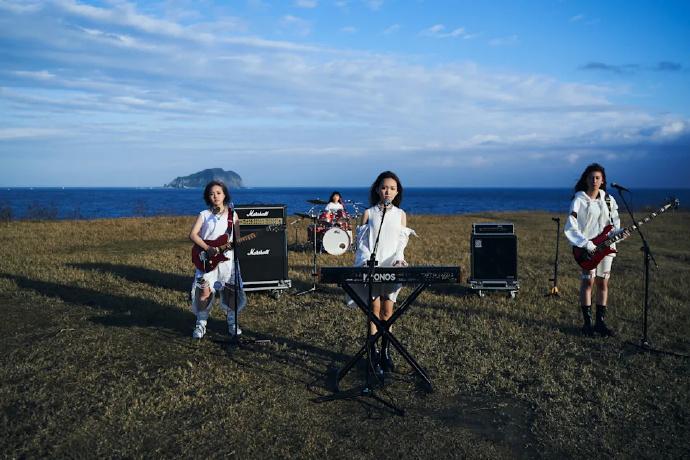 女摇团Project 88创作爆发乐坛起点5月开唱