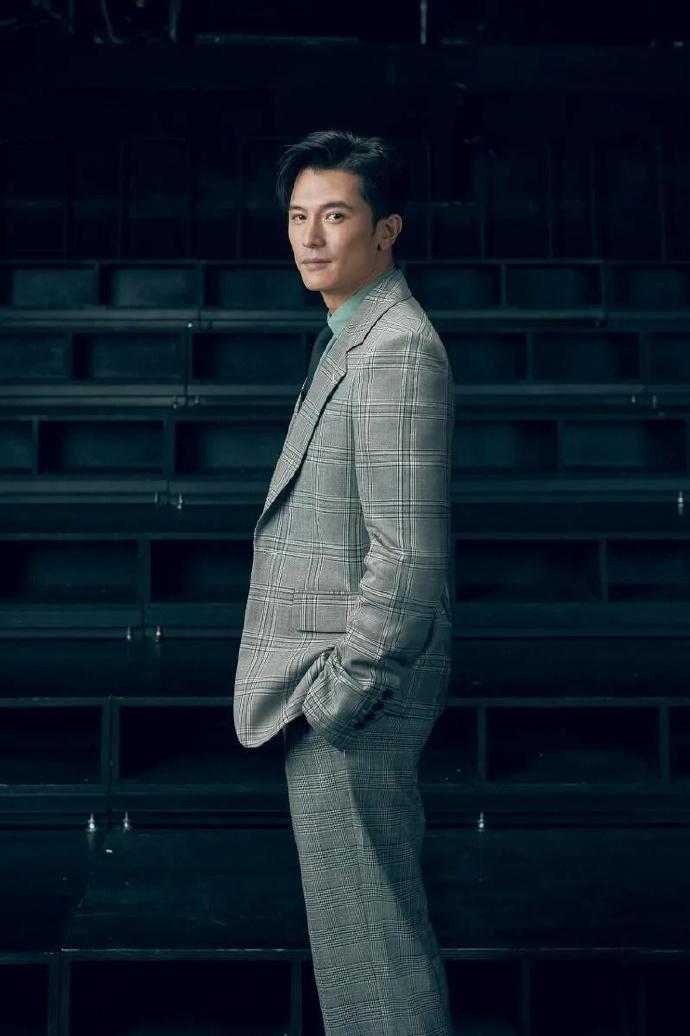 邱泽担任2021台北电影节影展大使!从《谁先爱上他的》到《当男人恋爱时》