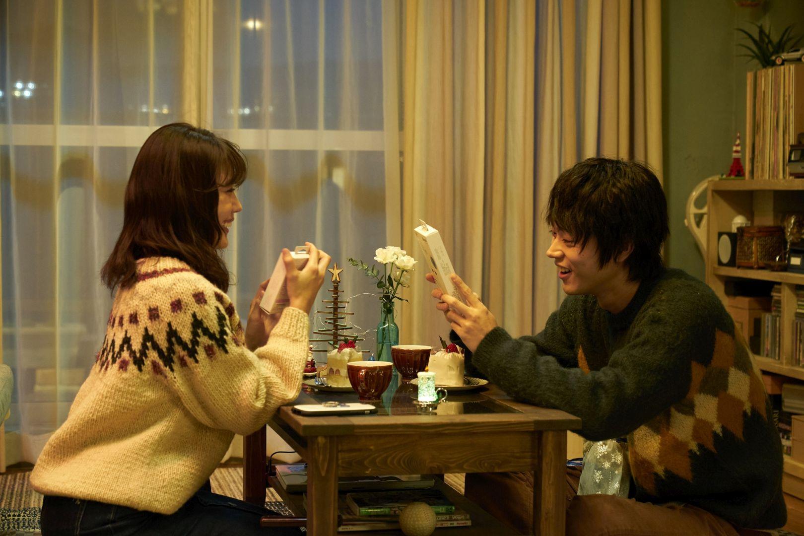 《花束般的恋爱》菅田将晖向坂元裕二求演爱情片成真携手有村架纯热恋5年
