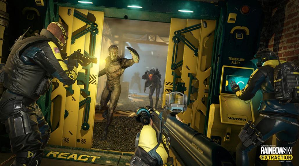 Ubisoft宣布《虹彩六号:隔离禁区》和《极限共和国》延后发售